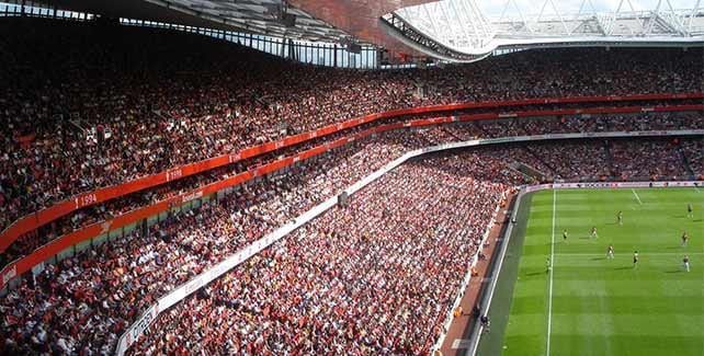 Spil på Arsenal-Leicester ganske uden risiko - du kan ikke tabe