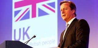 Spil på om David Cameron og Storbritannien vælger et nej og dermed et brexit