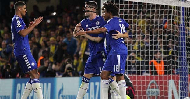 Optakt og spilforslag til Chelsea-Manchester United