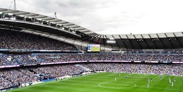 Spilforslag: Manchester City-Tottenham