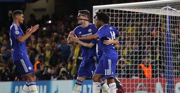 Få forhøjede odds på Chelsea eller Manchester City i FA Cuppen