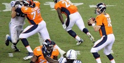 Få risikofrit livebet på Super Bowl 50 mellem Denver Broncos og Carolina Panthers