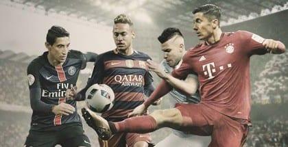 Spil live på Champions League uden risiko hos NordicBet