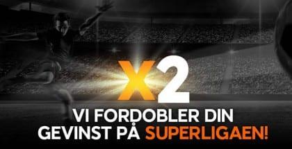 Lækkert velkomsttilbud fra 888sport: Få fordoblet din gevinst på Superligaen