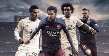 Vind 20.000 kr. i NordicBets store El Clásico-konkurrence. Hvordan går det i Barcelona-Real Madrid?