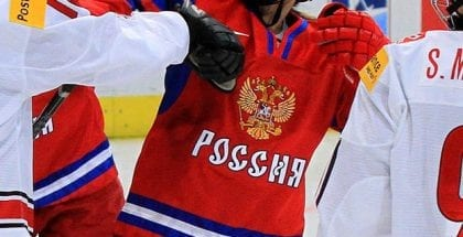Få op til 400 kr. i cashback på Ishockey VM hos Unibet