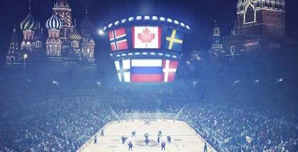 Få hele syv risikofrie spil på VM i ishockey