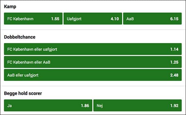 Spil på FCK-AaB og vind VIP-billetter til FCK-OB
