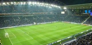 Få et 100 kr. freebet til Porto-FCK i Champions League af spiludbyderen Unibet