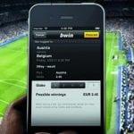 Bwin er ikke blot front-runners ift. hjemmesiden men også på apps til mobilen