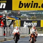Bwin har i mange år sponseret den store MotoGP løbsserie
