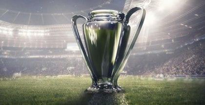Få et 100 kr. livebet på Champions League