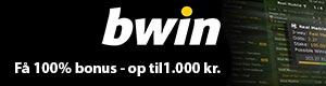 Få 1.000 kr. bonus hos Bwin