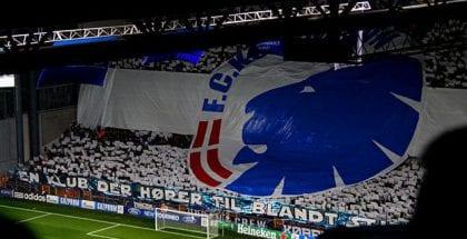 NordicBet udbetaler på FC København som mestre