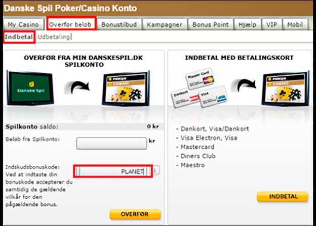 Få 10 kr. gratis af Danske Spil - intet krav om indbetaling eller gennemspil