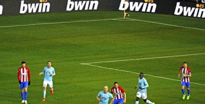 Bwin bliver sponsor for Atletico Madrid