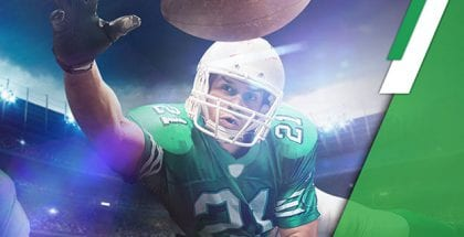 Få 500 kr. freebet til Super Bowl hos Unibet