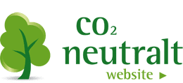Oddsfan.dk er et CO2 neutralt website
