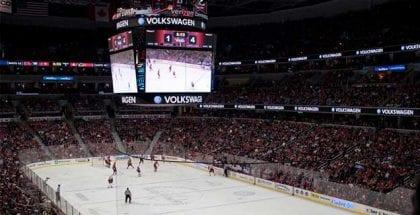 Spil på NHL eller NBA og vind 10.000 kr. hos Unibet