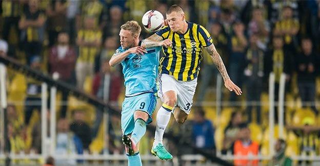 Spil på om Nicolai Jørgensen forlader Feyenoord i sommerpausen