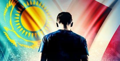 Spil på Kasakhstan-Danmark i VM-kvalifikationen