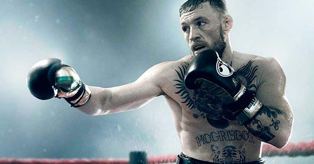 Få odds 50.00 på Connor McGregor i boksekampen imod Floyd Mayweather