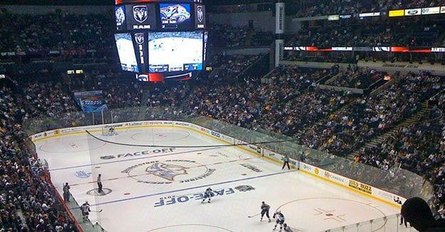 Få 100 kr. risikofrit spil på NHL-ishockey hos NordicBet
