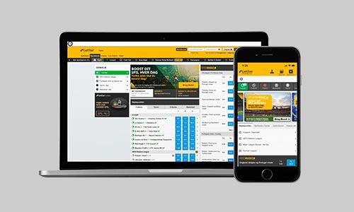 Betfair Sportsbook tilbyder en fremragende hjemmeside
