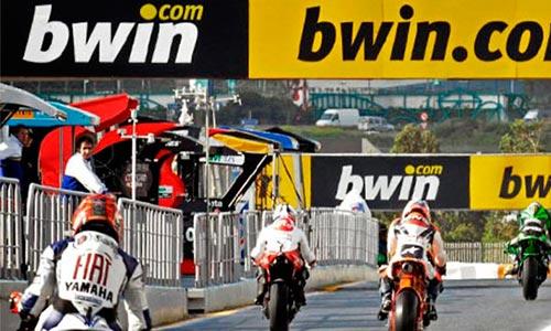 Bwin har haft en masse sponsorater i gennem tiderne