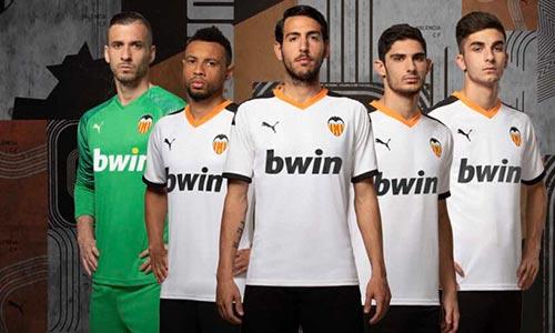 Bwin er officiel sponsor for den spanske klub Valencia CF