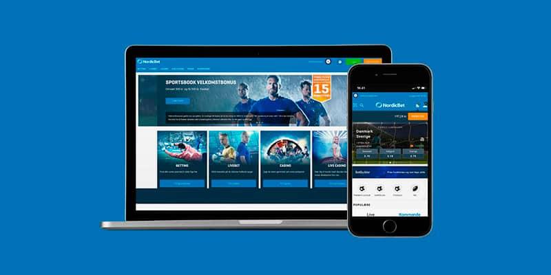 NordicBet bonus: Få 500 kr. freebet hos den populære spiludbyder